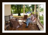 Debi, Ralph & Brenda at Clockmakers Inn