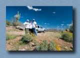 Debi, Jean & Greg at Rattlesnake Mountain