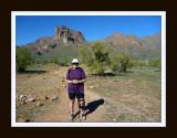 West Boulder Canyon Saddle Hike