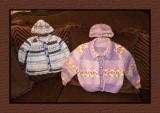 Mom's Knitting for Daimyen & Oriya