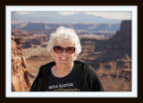 021 14 10 27 Debi in Canyonlands
