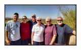 16 2 17 Greg, Jean, Barry, Judy, Deb &  Kim as taken by passer-by