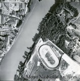 The American Legion Bowl Nashville early 1950's.
