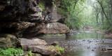 Franklin Creek and Rain