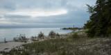 Shoreline Clouds