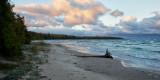 Dawn at Lake Michigan