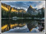 Majestic Lone Eagle Peak
