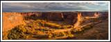 Tsegi Overlook Panoramic