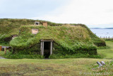 Anse-aux-Meadows, maison Viking