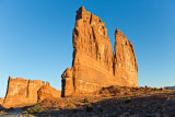 Arches NP by Day and Night