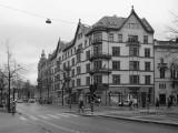 Black & White  Stockholmsbyggnader del 5