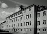 Sjö-Gunnarsbo sanatorium B&W