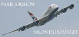 Paris Airshow / Salon du Bourget