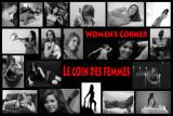 Women's corner / Le coin des femmes
