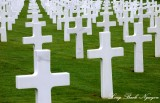 Field of Crosses, Normandy American Cemetery, Colleville-sur-Mer, France