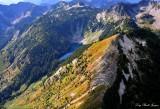Alaska Lake and Alaska Mountain