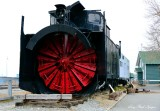 Rotary Snowplow train, Anchorage, AK