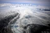 Agassiz Glacier, Seward Glacier, Malaspina Glacier, Wrangell NP, AK