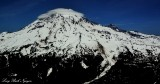 Mt Rainier, West Face, Cap Cloud, Cascade Mountains, WA