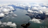 Orca Inlet, Cordova, Chugach Mountains, Alaska
