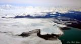 Bering Glacier, Grindle Hills, Hanna Lake, Kalakh River, Robinson Mts, AK