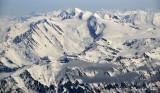 Yaga Glacier, Yaga Peak, Robinson Mountains, Alaska