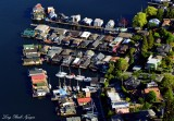 Aerial Neighborhoods of Seattle