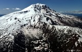 Mt Adams, Southeast Face, Klickitat Glaciers, Washington