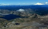 Blast Area, Spirit Lake, Mt Adams, Mt St Helens, Volcanic Monument, Washington