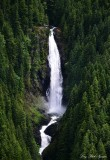 Wallace Falls, Cascade Mountains, Washington