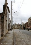 ruins of Oradour-sur-Glane, France