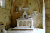 Lady Chapel, Church of Oradour-sur-Glane, France
