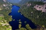 Lake Dorothy, Mt Baker-Snoqualmie National Forest, Cascade Mountains, Washington