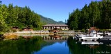 Eaglenook Resort, Jane Bay, Vancouver Island, BC, Canada