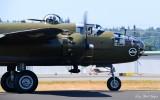 B-25 Mitchell, Seafair 2013, Boeing Field, Seattle