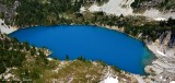Jade Lake, Mt Daniel, Cascade Mountains, Washington
