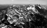 Chikamin Peak, Chikamin Lake, Lemah Mountain, Chimney Rock, Summit Chief Mt, Washington
