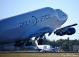 Boeing 747, N780BA, Dreamlifter, Paine Field, Everett