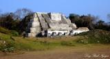 Temple Altun Ha,  Rockstone Pond Villagem Belize, Central America