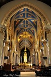 Basilica of the Sacred Heart, UND, South Bend, Indiana