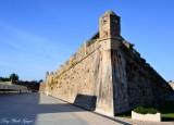 Fortress Nossa Senhora da Luz, Our Lady of the Light, Cascais, Portugal