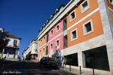 Colorful Buildings, Cascais, Portugal