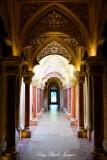 Monserrate Palace, Hallway, Monserrate, Portugal