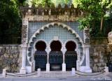 Moorish Fountain, Volta Duche, Sintra, Portugal