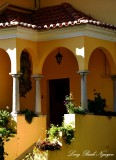 front door Cascais, Portugal