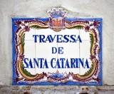 Travessa De Santa Caterina, Cascais, Portugal