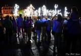 light show, Cascais