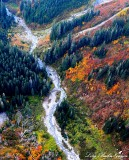 fall colors Cascade Mountains Washington 2013