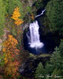 Lower Wallace Falls, Gold Bar, Washington