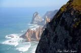 Cliff of Cabo Da Roca, Portugal